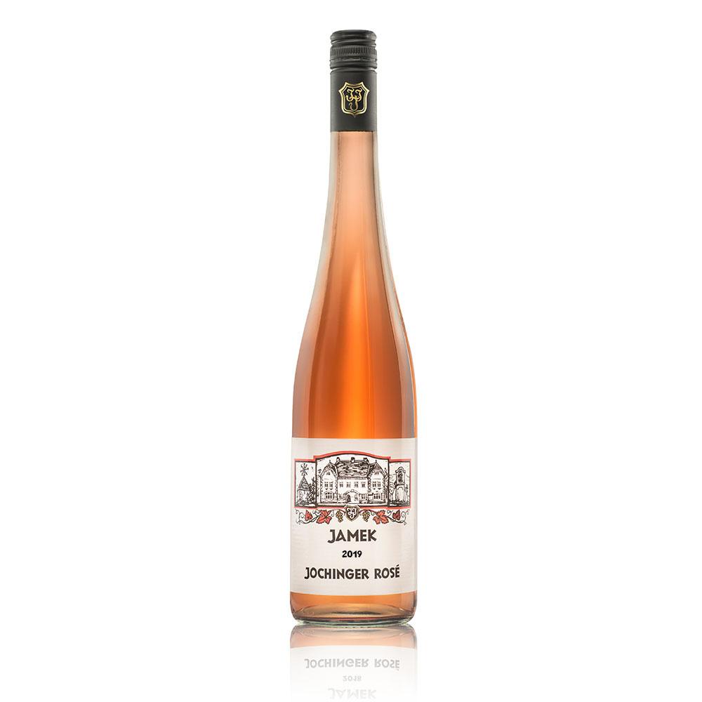 Flasche Jamek Jochinger Rose 2019