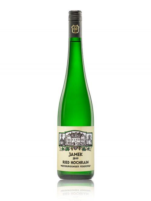 Flasche JAMEK Ried Hochrain Weissburgunder Federspiel 2019