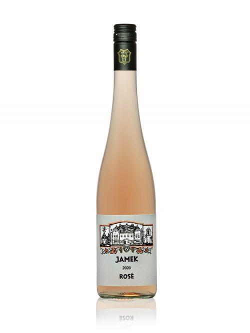 Flasche Jamek Jochinger Rose 2020