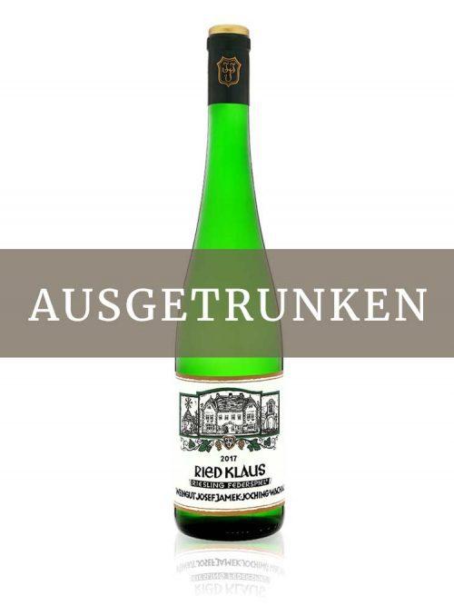 Jamek_Ried-Klaus-Riesling-Federspiel-17 ausgetrunken
