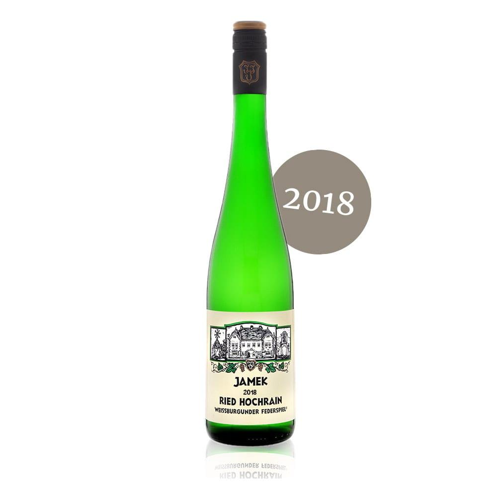 Ried Hochrain, Weißburgunder Federspiel® 2018