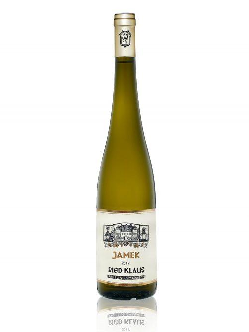 Flasche JAMEK Ried Klaus Riesling Smaragd 2017