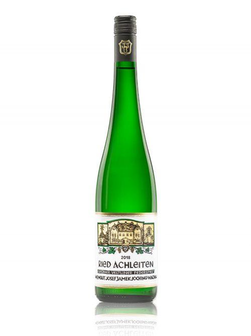 Flasche JAMEK Ried Achleiten Grüner Veltliner Federspiel 2018