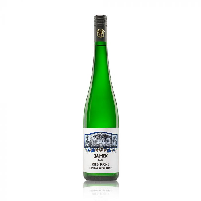 Flasche JAMEK Ried Pichl Riesling Federspiel 2019