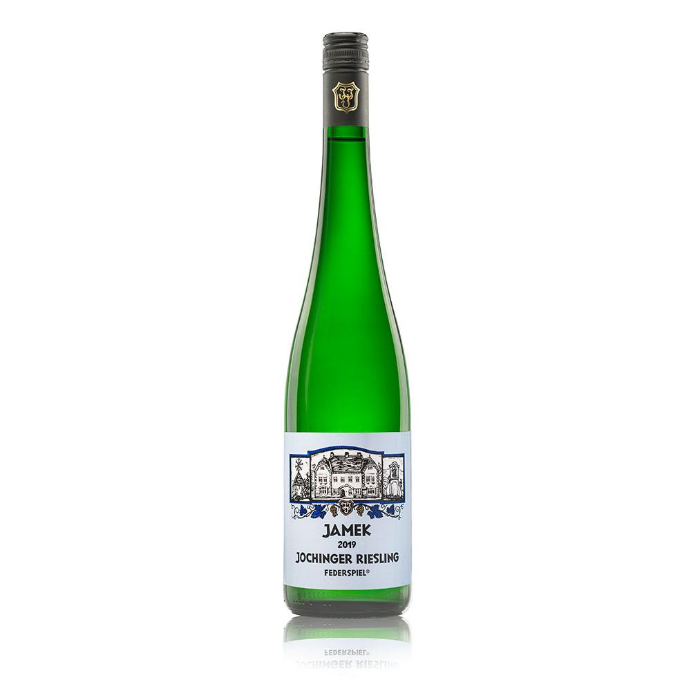 Flasche JAMEK Jochinger Riesling Federspiel 2019