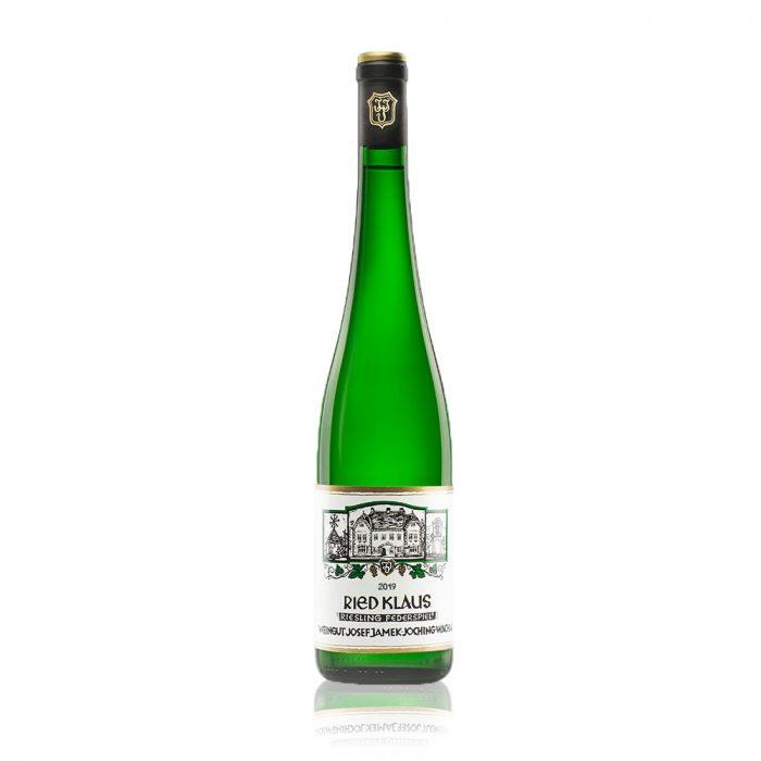 Flasche JAMEK Ried Klaus Riesling Federspiel 2019