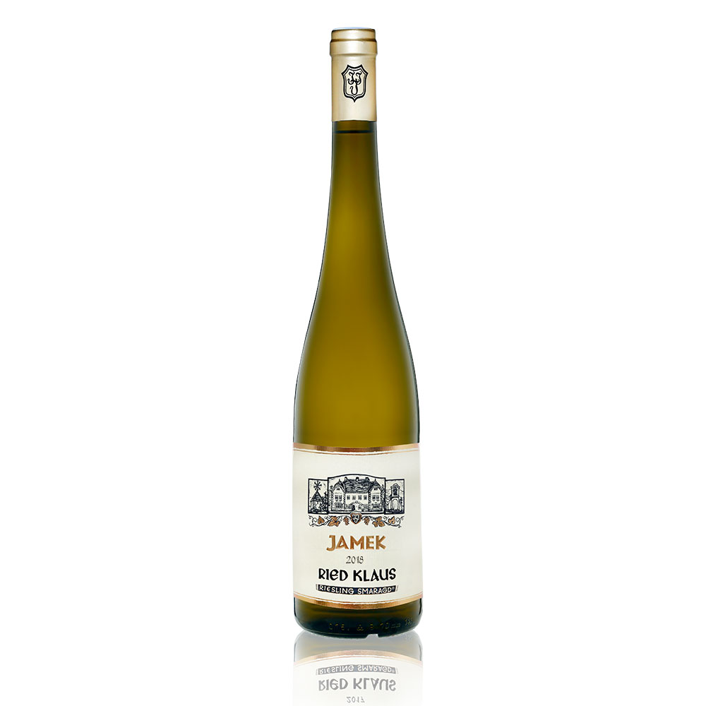 Flasche JAMEK Ried Klaus Riesling Smaragd 2018