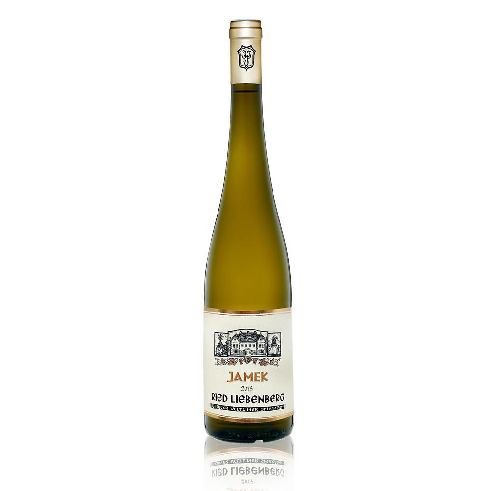 Flasche JAMEK Ried Liebenberg Grüner Veltliner Smaragd 2018