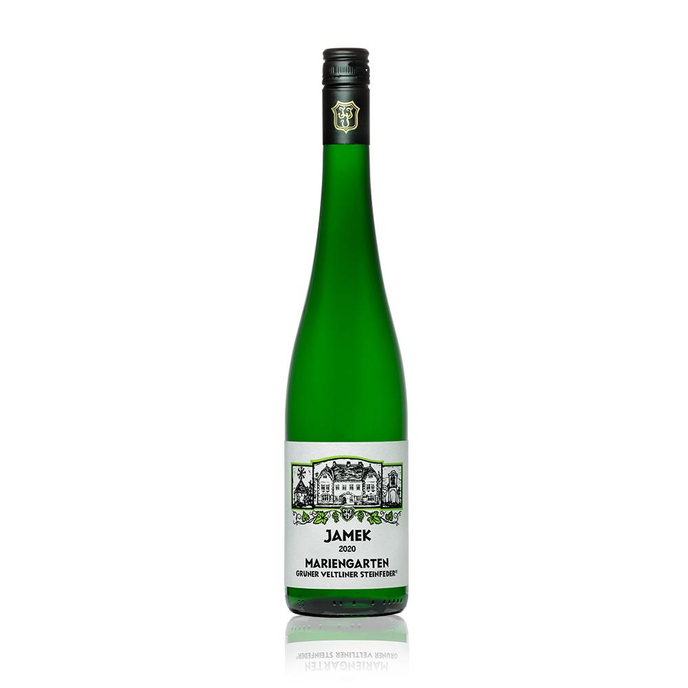Flasche JAMEK Mariengarten Grüner Veltliner Steinfeder 2020