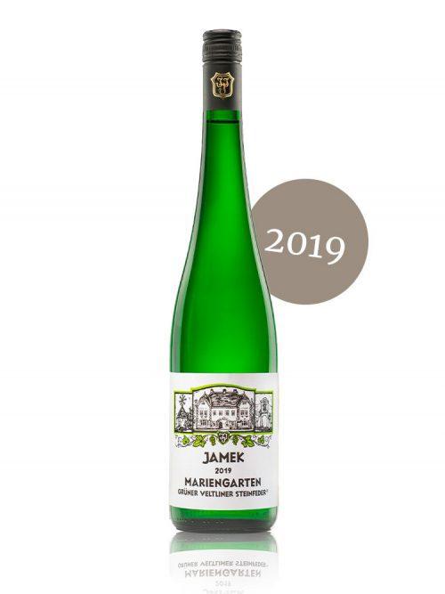 Flasche JAMEK Mariengarten Grüner Veltliner Steinfeder 2019