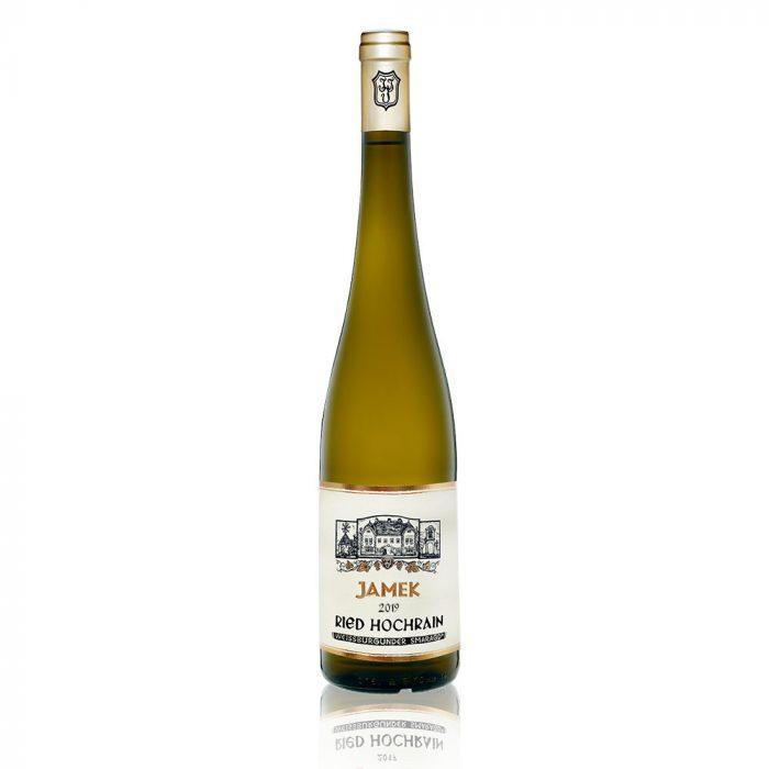Flasche JAMEK Ried Hochrain Weissburgunder Smaragd 2019