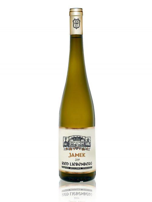 Flasche JAMEK Ried Liebenberg Grüner Veltliner Smaragd 2019
