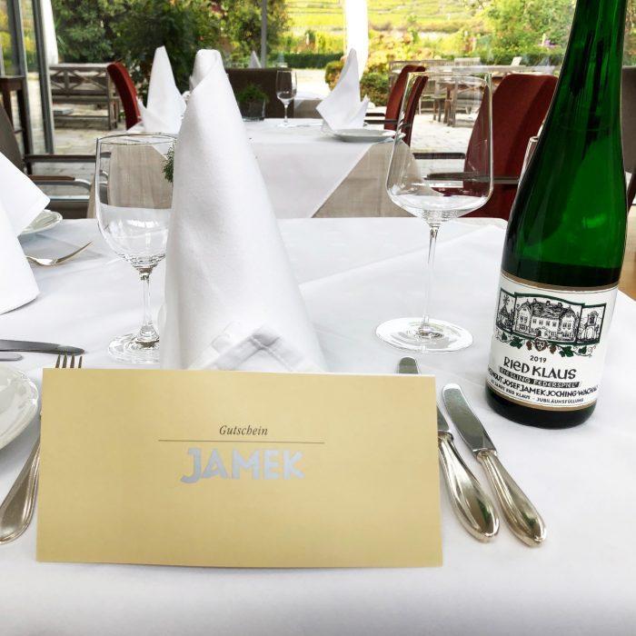 Gutschein Restaurant