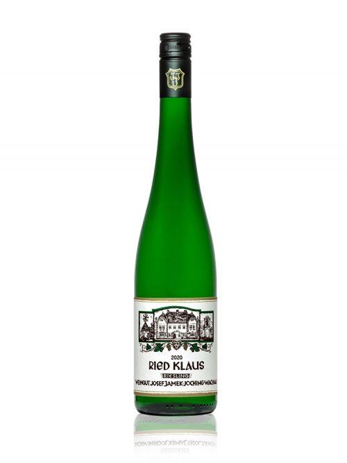 Flasche JAMEK Ried Klaus Riesling Federspiel 2020